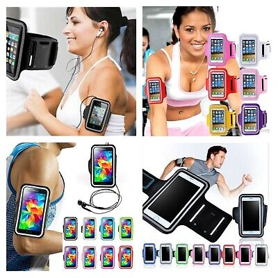 £3.95 • Buy  Running Jogging Gym Sports Armband Phone Holder For A41 A51 A71 S20FE S21 ULTRA