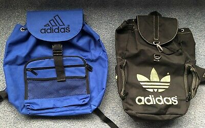 AU65 • Buy Two Adidas Unisex Backpacks