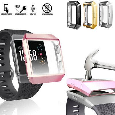 $ CDN4.58 • Buy Screen Protector Protective Case Cover For Fitbit Ionic Smart Watch Accessories