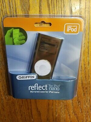 £5.03 • Buy Griffin Reflective Case For Apple IPod Nano 2nd Gen 2G.  Lot Of (4) Cases