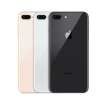 AU1029.99 • Buy Apple IPhone 8 Plus 64GB 256GB IOS 4G-LTE GSM Unlocked Smartphone