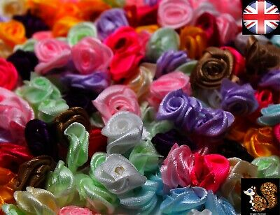 20 X Rose Bud Flowers Many Colour's • 1.35£
