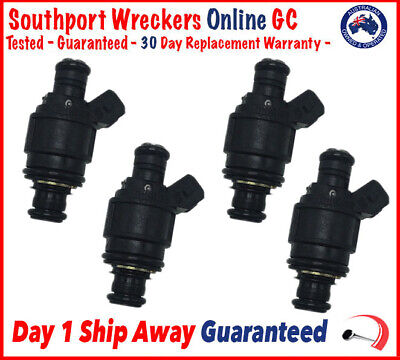 AU83.30 • Buy Genuine Holden TS Astra Fuel Injectors Set Of 4 Z18XE 1.8L Petrol - Express