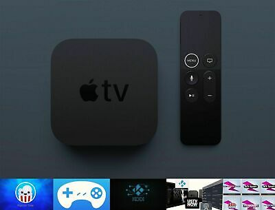AU319.80 • Buy Apple TV 4K 64GB 32GB UNTETHERED PPV US TV Movies Media Streamer Special Edition