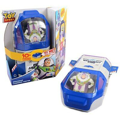 Toy Story Buzz Lightyear Spaceship Command Center Play Set • 16.26£