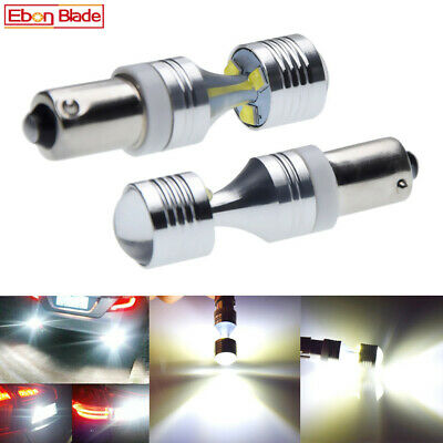 AU19.81 • Buy 2 X BAX9S H6W LED Car Light Cree XBD 30W Backup Reverse Bulbs White Lamp 12V DC
