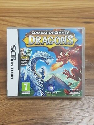 Combat Of Giants - Dragons (Nintendo DS) Game - Excellent Condition • 4.95£