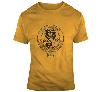 $24.99 • Buy 84 Cobra Kai All Valley Karate Championship T-Shirt