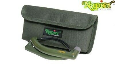 £14.95 • Buy Pro 9/10 Hearing Protectors Case By Napier Clay Pigeon Shooting 1st Class Post