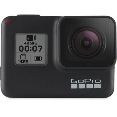 AU465.78 • Buy GoPro HERO 7 (Black)  (Waterproof Digital Action Camera) (Fast)