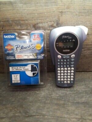 £21.06 • Buy Brother P-Touch Label Maker Model PT-1000 Thermal Printer(SEE DESCRIPTION)