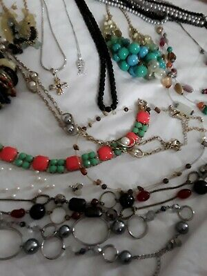 $ CDN601.09 • Buy 134 Pc Jewelry Lot, Signed, CHICOS, LIA SOPHIA, PREMIER DES, Great Condition,