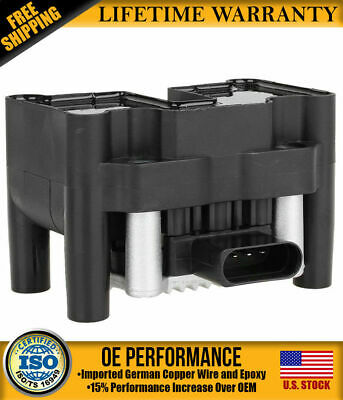 $29.99 • Buy UF277 Ignition Coil For Volkswagen Jetta, Beetle, Golf, Polo L4 1.6L/1.8L/2.0L
