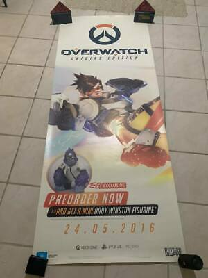 AU40 • Buy Overwatch Tracer Gaming Poster Man Cave Gaming Room