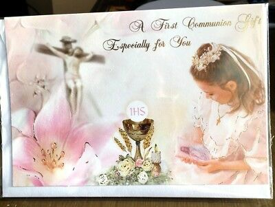 First  Holy Communion  Gift Wallet  • 2.45£
