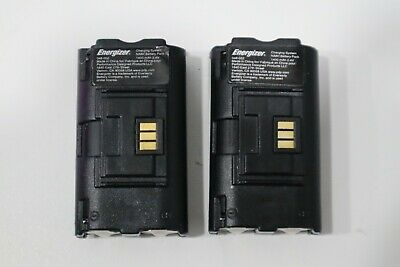 $10.99 • Buy TWO Energizer Xbox One Rechargeable Battery Packs 2.4V For Video Game Controller