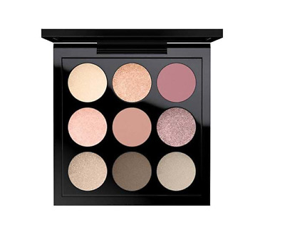 MAC EYE SHADOW X9 PALETTE SOLAR GLOW TIMES NINE MAKEUP + Free Nars Primer • 19.77£