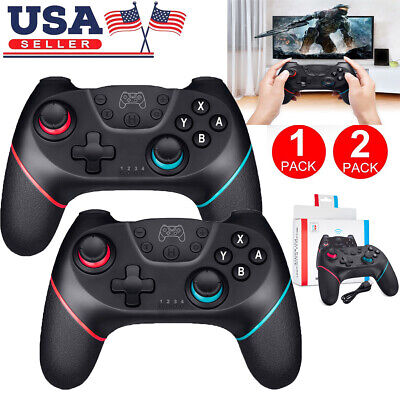 $38.99 • Buy For Nintendo Switch NS Console Wireless Pro Gamepad Joypad Remote Controller New