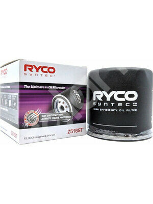 AU42 • Buy Ryco Syntec Oil Filter FOR STEED (Z516ST)