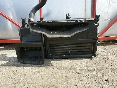 2015 Renault Clio 899cc Radiator Rad Pack Complete With Intercooler Front Panel  • 350£