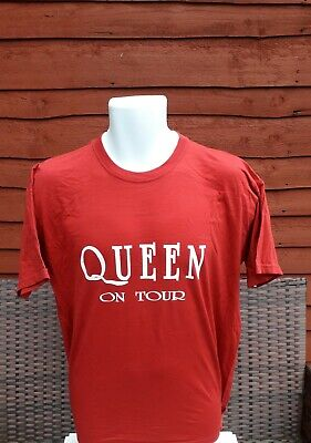 £2.99 • Buy Queen T Shirt In Red  Size L