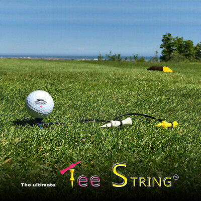 £3.99 • Buy Golf Tee String, Gift Idea, Golf Prize, Stocking Filler Or Father's Day Present.