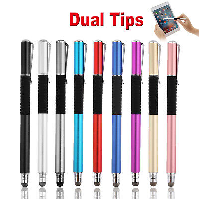 $3.13 • Buy 2 In 1 Universal Capacitive Stylus Touchscreen Pen For ALL Mobile Phones Tablet