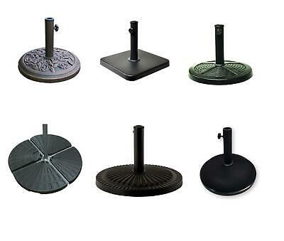 AU50 • Buy New Parasol Base Stand Weights For Banana Hanging Cantilever Umbrella Patio