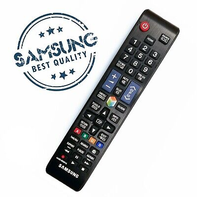 Genuine Samsung TV Remote AA59-00581A For SAMSUNG LCD LED 3D HDTV Smart TV •