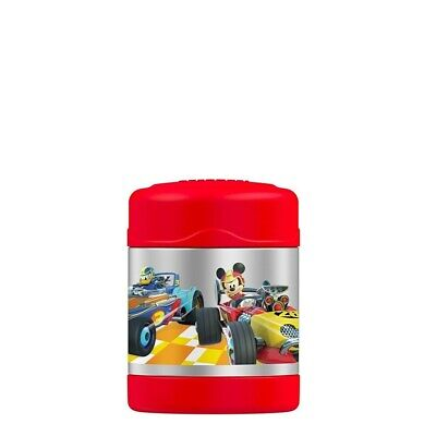 AU34.99 • Buy Thermos FUNtainer Stainless Steel Disney Mickey Mouse Food Jar 290ml