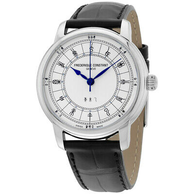 $1480.50 • Buy Frederique Constant Manufacture Automatic Movement Men's Watch FC-724CC4H6