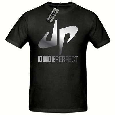 £7.99 • Buy Silver Dude Perfect Youtuber Childrens Tshirt,Youtuber Childrens Gaming Tee, Men
