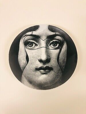 Fornasetti T&V 138 Wall Plate Made In Italy • 150$