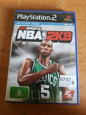 AU11.74 • Buy NBA 2K9 PS2 Game USED #AA60