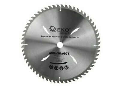 Circulation Saw Blade With Holes 400x30x60T Z18 • 22.99£