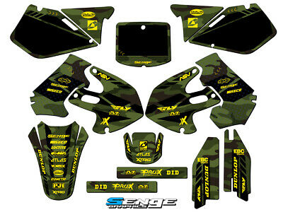 $129.99 • Buy 1999 2000 Suzuki Rm250 Rm 250 Graphics Kit 99 00 Decals Deco Stickers Motocross
