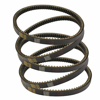 $ CDN52.23 • Buy 5PC Drive Belt Yerf Dog 203591 Q430203W Q43103W Q43203W Manco Carter 5.5hp 6.5hp