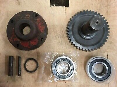 $199.50 • Buy 900.81687 Disc Drive Shaft/Gear Assembly For Vicon CM240 Disc Mower