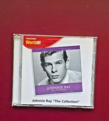 Johnny Ray- The Collection CD • 3.41£