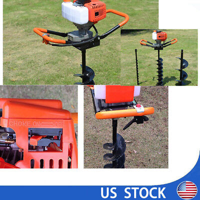 Gas Powered Post Hole Digger Compare Prices On Dealsan Com