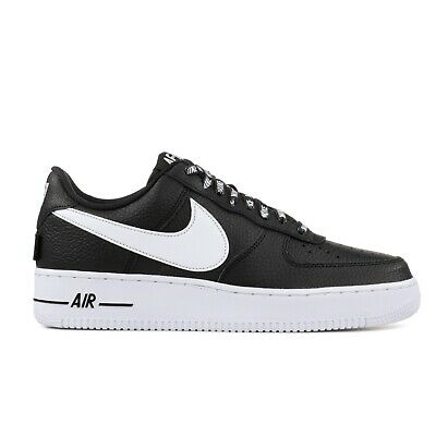 scarpe nike air force nere donna