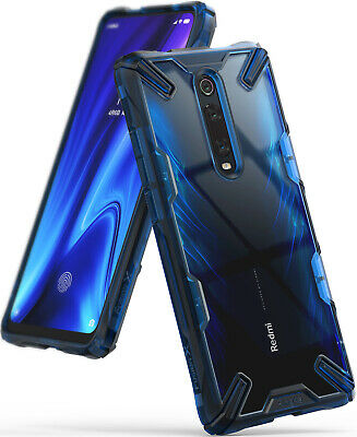$10.99 • Buy For Xiaomi Mi 9T / 9T Pro | Ringke [FUSION-X] Clear Back Shockproof Cover Case