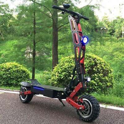 Kick scooter off road