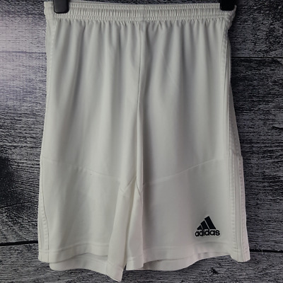 $ CDN12 • Buy Adidas CLIMACOOL Junior Size YXL White Athletic Pants Running Jogging Basketball