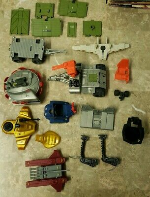 $ CDN75.74 • Buy Vintage 1980's GI Joe Accessories Lot Vehicles