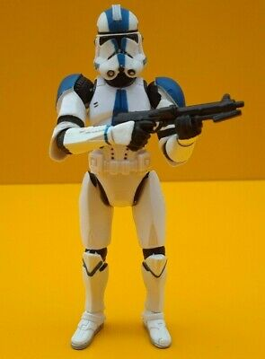 $ CDN32.98 • Buy STAR WARS ™ Revenge Of The Sith - Hasbro ™ - 501st Clone Trooper X1- Vintage -
