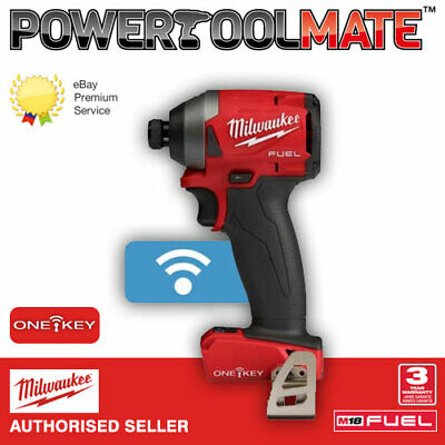 £126.99 • Buy Milwaukee M18ONEID2-0 M18 Fuel One Key 1/4in Hex Impact Driver