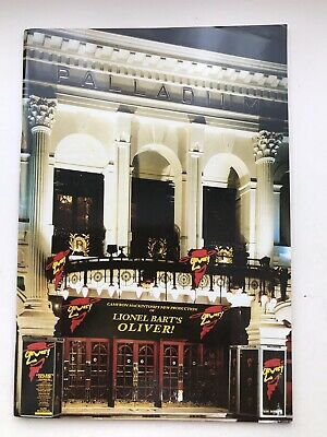 £4.95 • Buy OLIVER West End Programme PALLADIUM Jonathan Price Directed By Sam Mendes