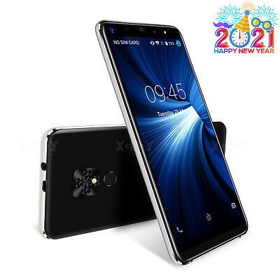 AU88.34 • Buy Android 9.0 Mobile Phone Unlocked Smartphone Dual SIM 16GB Quad Core 5MP XGOGY