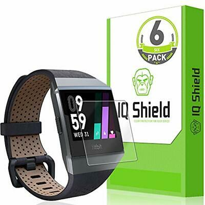 $ CDN14.93 • Buy IQShield Accessories 6-Pack LiQuidSkin Clear Screen Protector For Fitbit Ionic